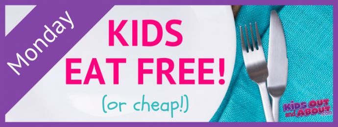 Cheap Places To Take Kids To Eat