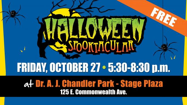 Halloween Spooktacular | Kids Out and About Phoenix